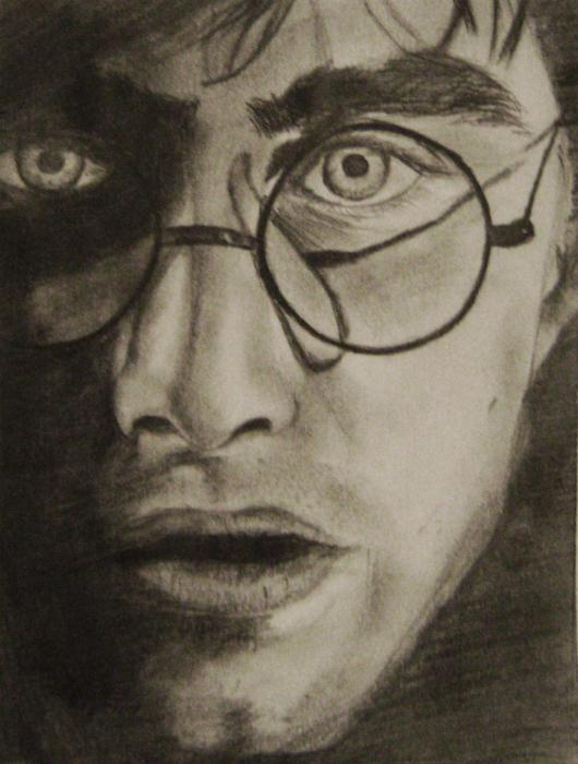 Daniel Radcliffe par E.Alimi